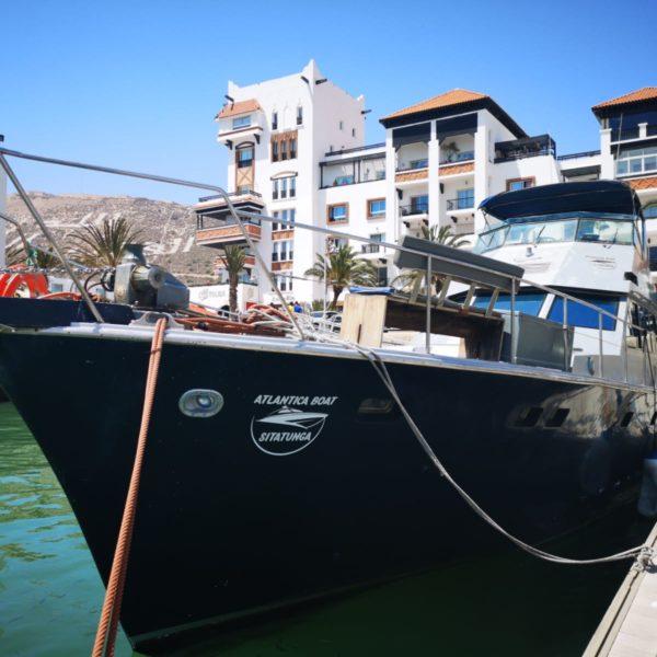 Agadir Bootsfahrt