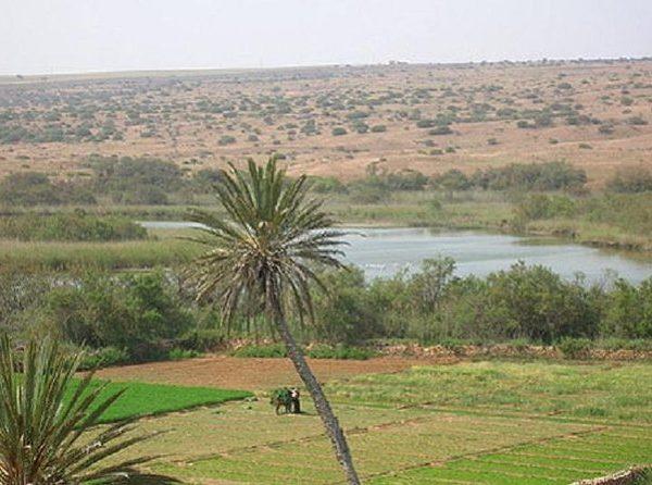 AGADIR NACH KLEIN SAHARA