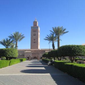 Tagesausflug von Agadir nach Marrakesch