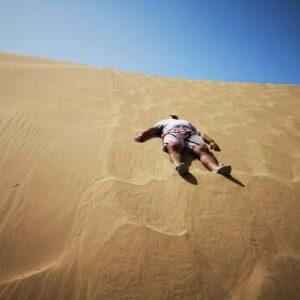 Agadir Sand Dunes