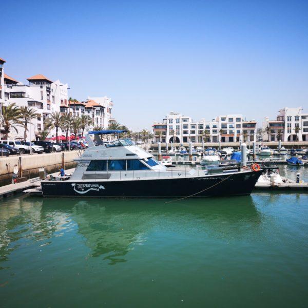 Boat Trip in Agadir