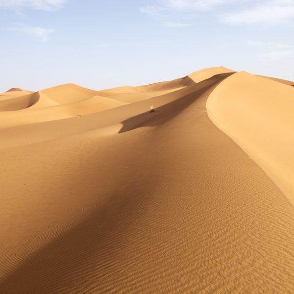 Agadir Paradise Valley und Wüstendünen fahren zum Mittagessen