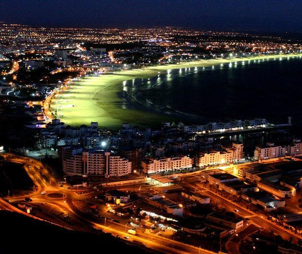 Agadir By Night Trip