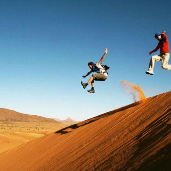 TOUR TO THE ZAGORA DESERT IN 5 DAYS FROM MARRAKECH