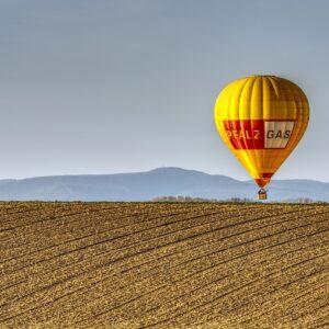 Hot Air Balloon in Marrakech