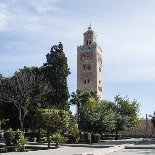Guided City Tour Marrakech