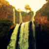 Ouzoud waterfalls trip from Marrakech