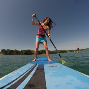 Paddle Boarding in Taghazout