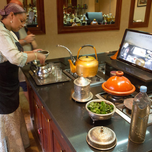 Cooking Class in Taghazout