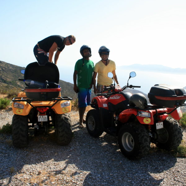 Balade en Quad a Agadir