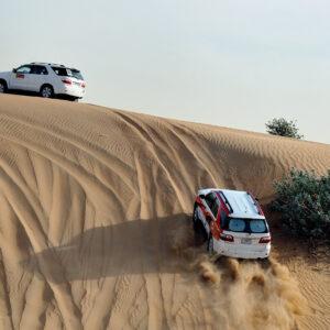 Desert au depart d'Agadir