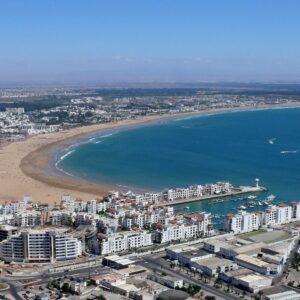 Tour por la ciudad de Agadir